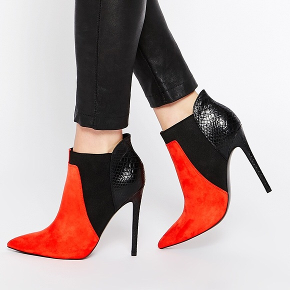 2d8dad7d3835 ASOS Shoes - ✨ASOS✨ ENVIOUS OF YOU Pointed Chelsea Ankle Boots